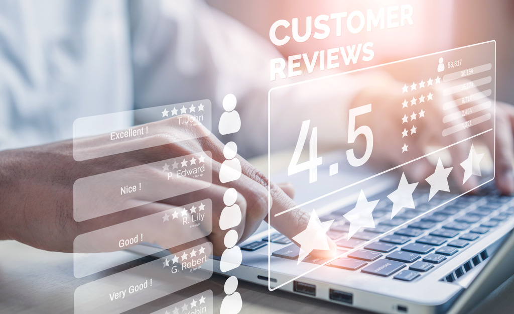 Monitor Online Reviews - Seo Agency